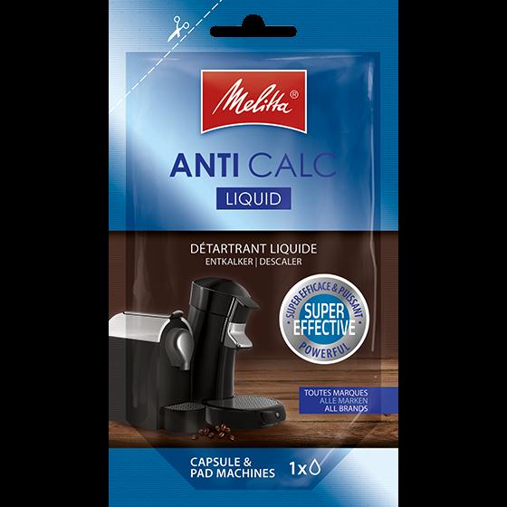 Anti Calc Flüssigentkalker für Kapsel- und Padmaschinen
