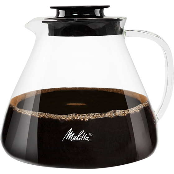 Pour Over Glaskanne 1l