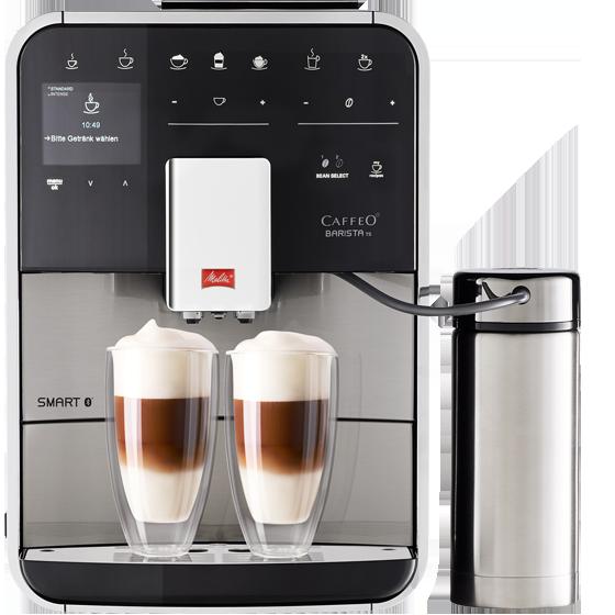 kaffeevollautomaten ger te produkte melitta online shop. Black Bedroom Furniture Sets. Home Design Ideas