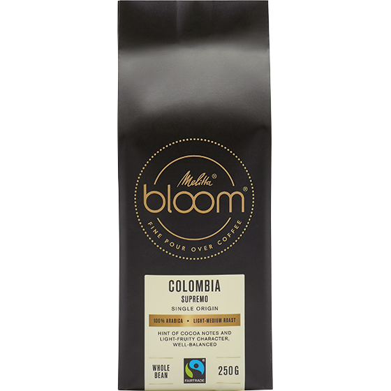 Melitta® Bloom® Kaffee - Colombia