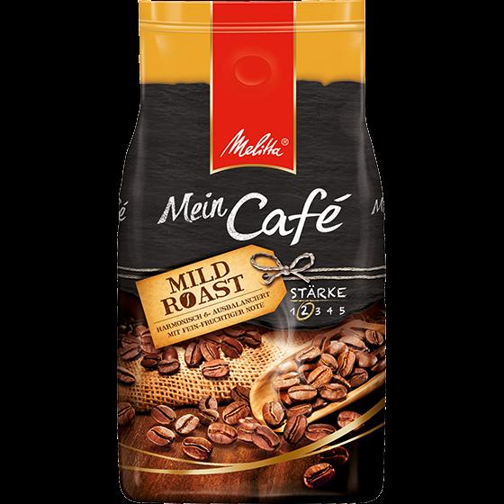 Melitta® Mein Café Mild Roast, Kaffeebohnen, 1000g