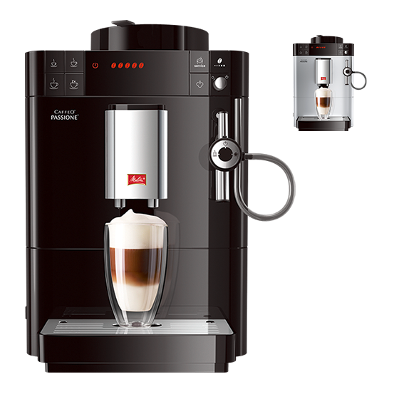 Caffeo® Passione® Kaffeevollautomat
