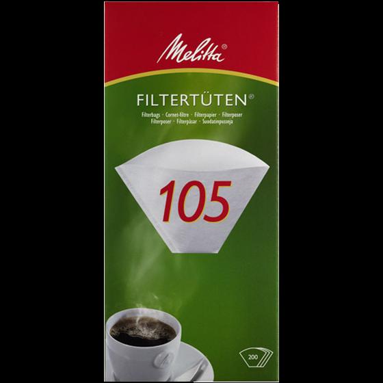 Melitta® Filtertüten® Pa 105 G