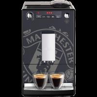 Caffeo® Solo® Kaffeevollautomat Manchester United Edition Black Crest