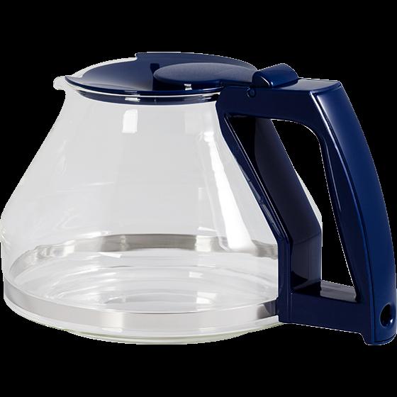 Glaskanne, Look, blau: Typ M 640-10