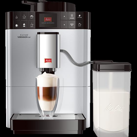 Caffeo® Varianza® CSP Kaffeevollautomat, silber (2. Wahl)