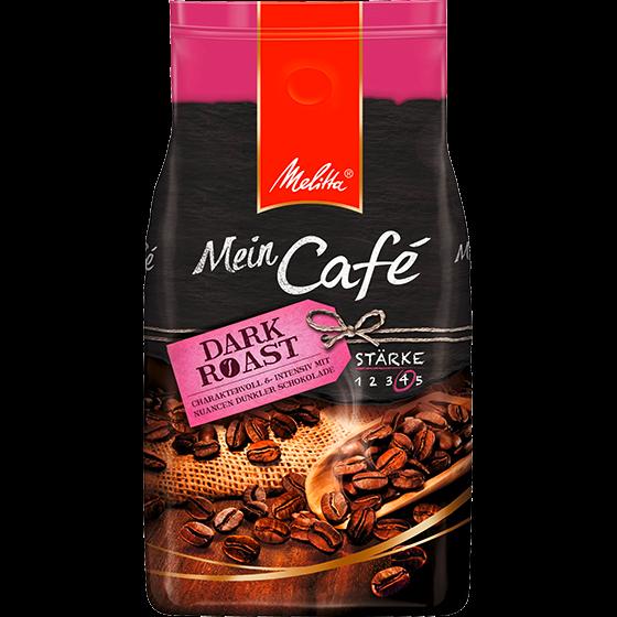 Melitta® Mein Café Dark Roast, Kaffeebohnen, 1000g