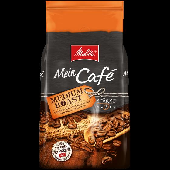 Melitta® Mein Café Medium Roast, Kaffeebohnen, 1000g