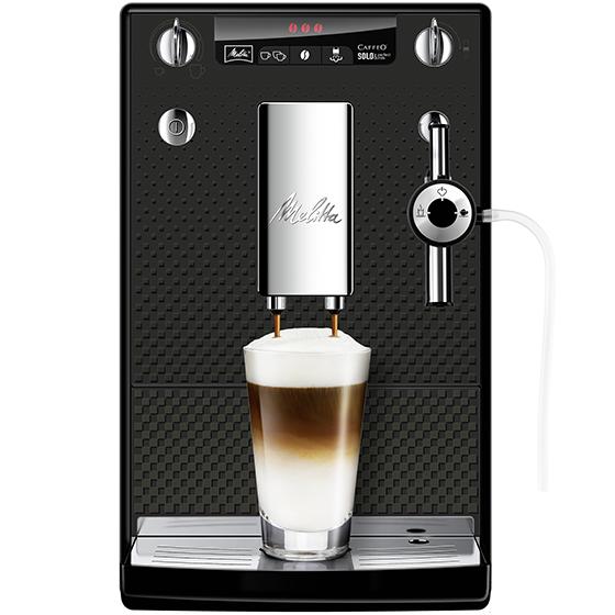 Caffeo Solo & Perfect Milk