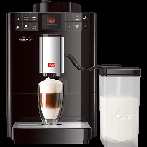 Caffeo Passione OT
